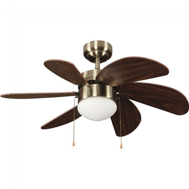 Basic Ceiling Fan By Wonderlamp For Using It During Summer And