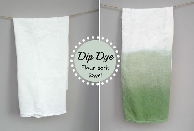 15 Creative Uses For Flour Sack Towels – Flour Sack Towel Craft Ideas