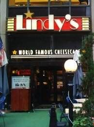 "It's called ""Mindy's"" in Guys & Dolls, but the cheesecake is still legendary"