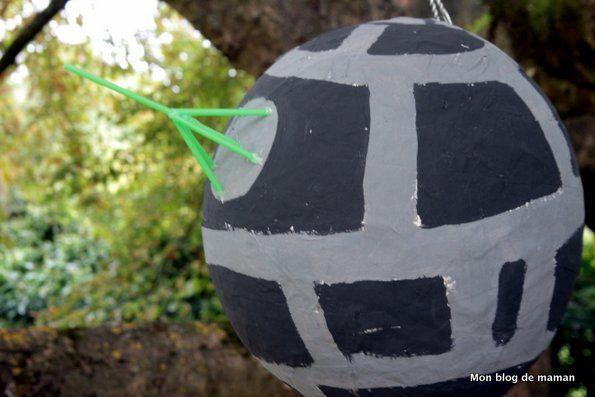 pinata-starwars L'étoile noire
