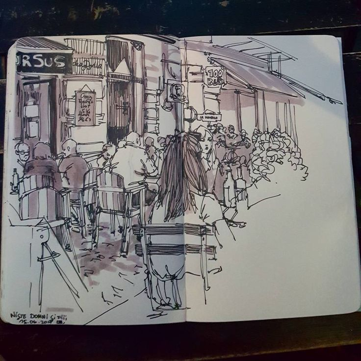 426 отметок «Нравится», 5 комментариев — Laurie (@lau.rie.mrt) в Instagram: «Sketching while having beer with @arhvictorciurea :) Bucharest, Romania.  #bucharest #bucuresti…»