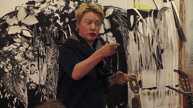 Het persoonlijke verhaal van Anook Cléonne tijdens het InspiratiePodium Arhem #17. 13 november 2013. Zij vertelt over de achterkant van haar CV. De muziekimprovisatie is van Sander Eggen. Gefilmd door Ferdinand van Dam. We zijn te gast in het atelier van Anook Cléonne, Arnhem.