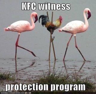 KFC . . .