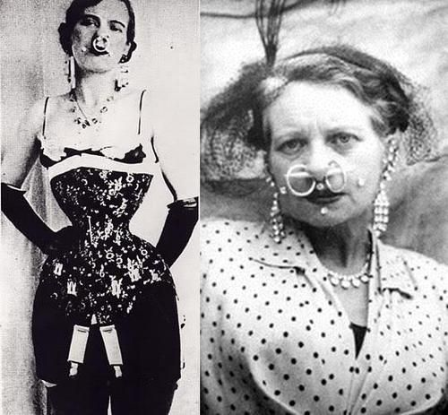 Ethel Granger  A pioneer for Body Modification
