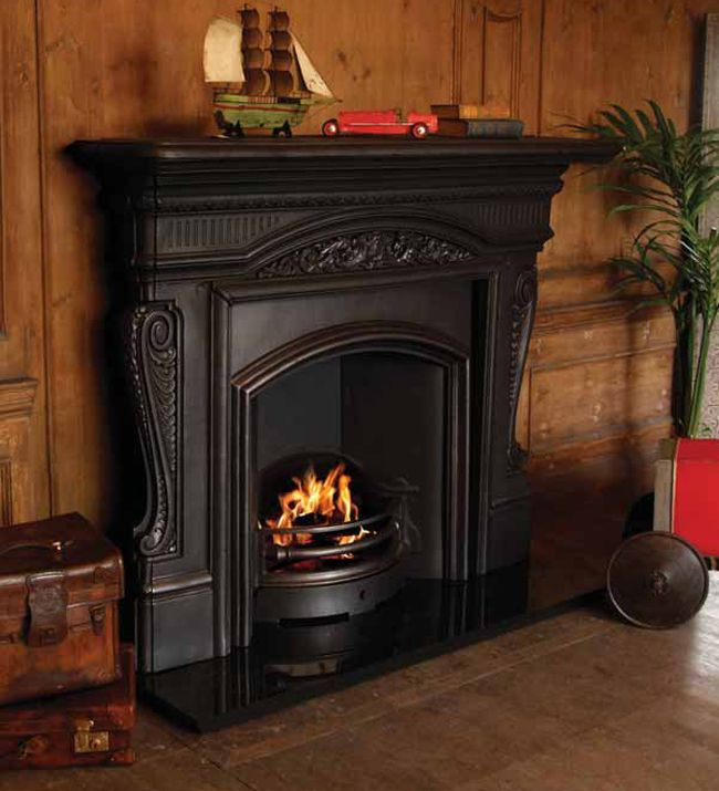 Fireplaces | Cast Iron Fire Surrounds from Direct Fireplaces