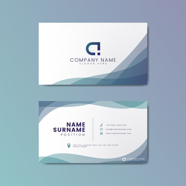 Download Modern Geometric Business Card Design For Free Business Card Design Minimal Free Business Card Design Business Card Design