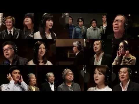 『上を向いて歩こう』 SUNTORY CM 編集版 + α / SUKIYAKI SONG - YouTube