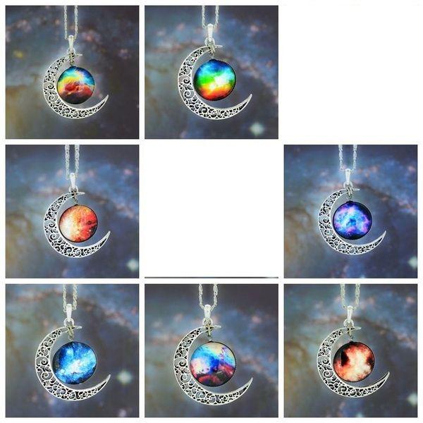 Collana universo di Gioielli fatati su DaWanda.com