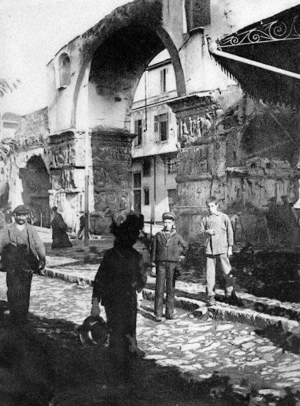 Η Καμάρα το 1917