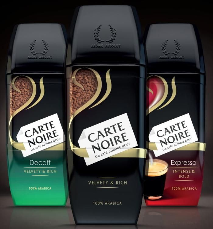 carte noire coffee  #packaging AM