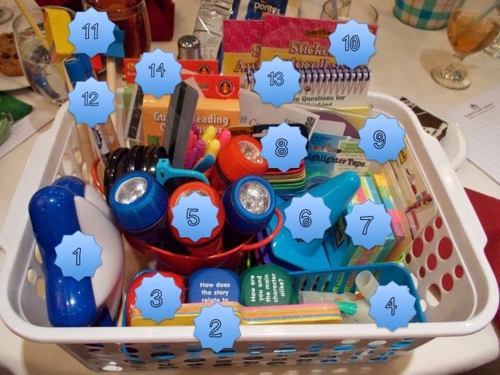 Adventures of Room 129: Setting Up a Guided Reading Basket