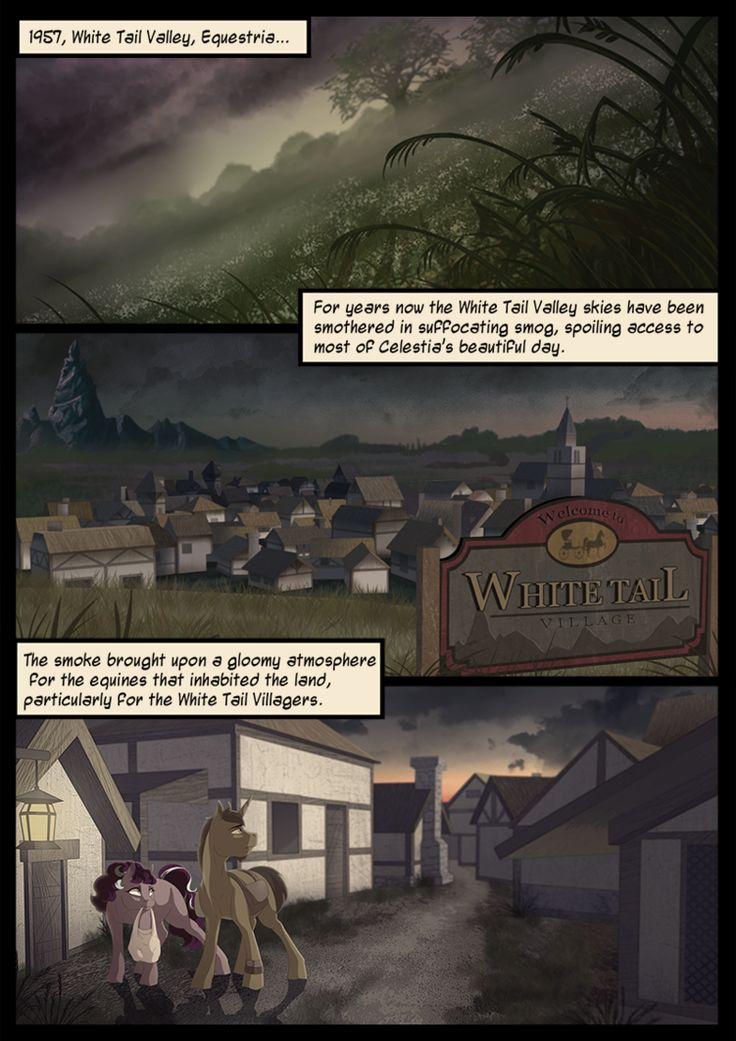 Klausen, Prologue: Page 01 by dennybutt on DeviantArt