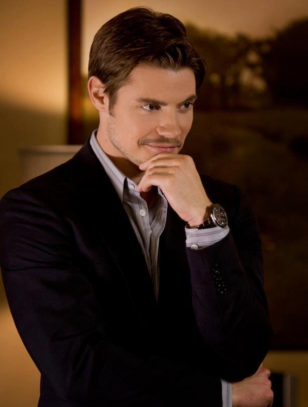 Josh Henderson as John Ross Ewing :)  Who knew he was such a great actor!!!