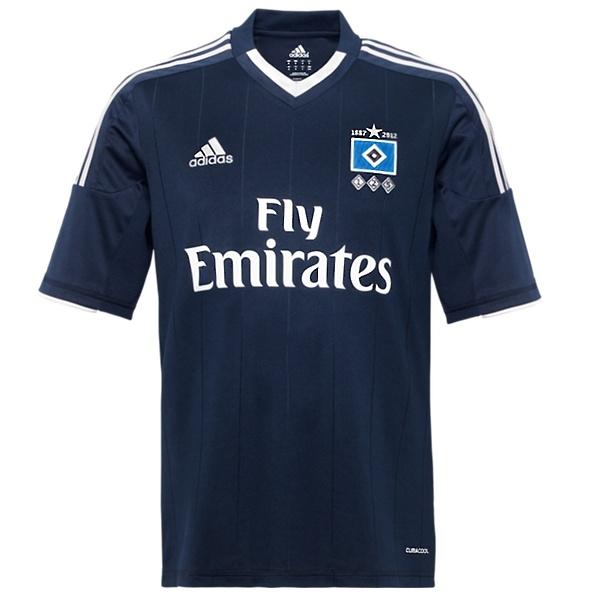 Hamburgo away 2012-13