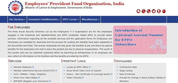 epfo claim status Aaj Ki Taaza Khabar Travel, Boarding