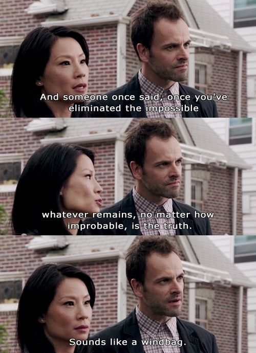 One of my favorite exchanges from S1!