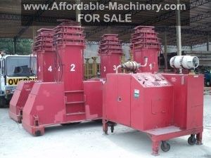 600 Ton Capacity J & R Lift-N-Lock Gantry For Sale
