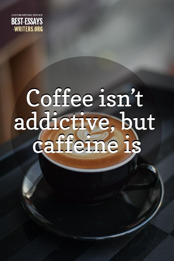 coffee essay
