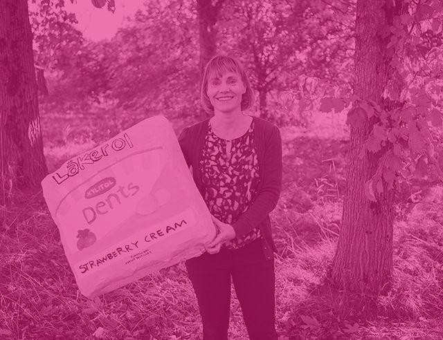 """Cloetta Suomi Oy, Marja Piironen, Viestintäpäällikkö: """"Olemme yhdessä Somecon kanssa löytäneet brändeillemme uudenlaisia tapoja kommunikoida somessa. Someco tuottaa sisältöä, joka todella toimii yhteisöpalveluissa."""""""