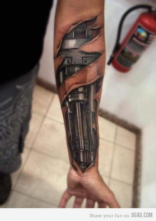 awesome tattoo's awesome