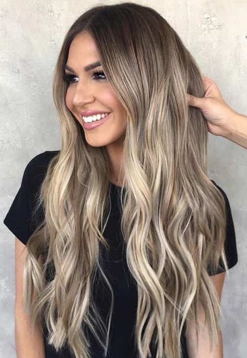 Amazing Long Layered Hairstyles 2019 to Get An Admiring ...