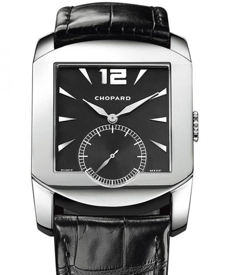 Chopard 162283-1001 L.U.C Grand - швейцарские мужские часы - наручные, золотые, черные