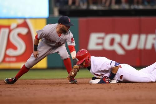 An MRI exam on Tuesday revealed no structural damage to the left wrist of Boston Red Sox second baseman Dustin Pedroia after he was injured…