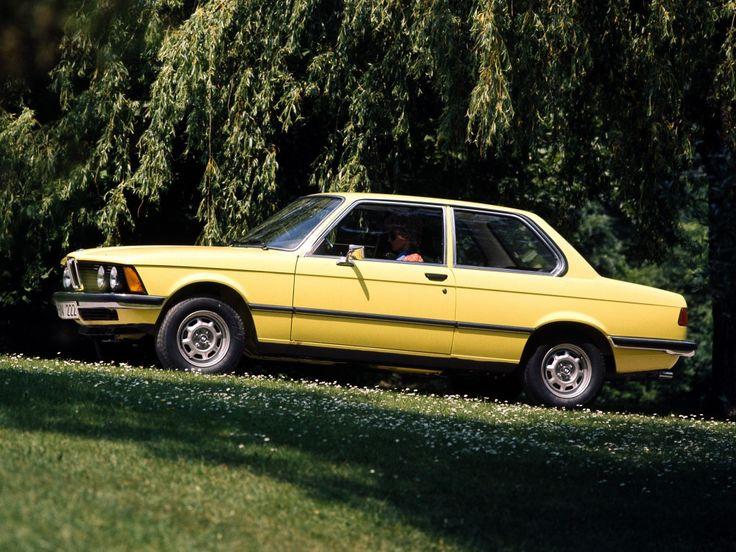 1975 BMW 320i