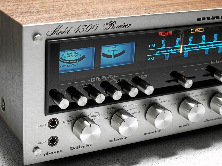 Marantz 4300 Quadro Receiver | Flickr - Photo Sharing!