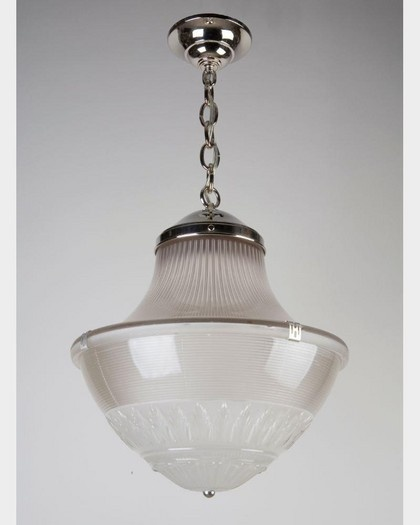 A pretty 1930s light for kitchen, hallway, butler's pantry.