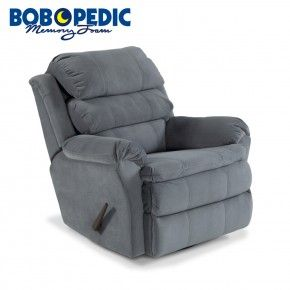 Bob-O-Pedic Swivel Recliner