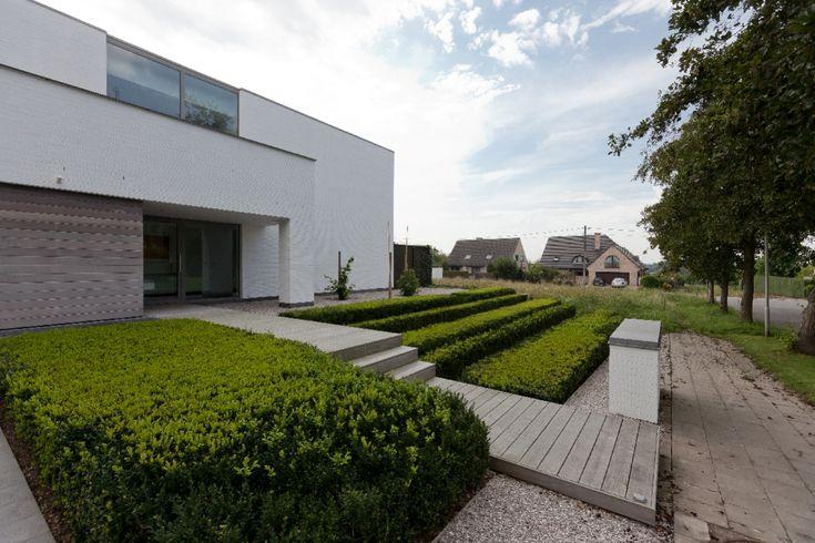 varying width terraces