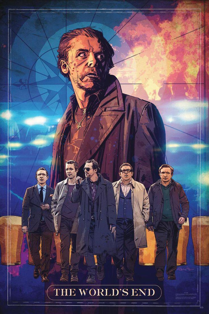 Affiches Comic Con pour des films et séries | Brain Damaged - Le portail next generation