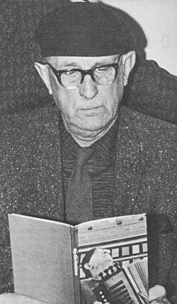 Izak van der Merwe (ook bekend as Boerneef) (* 11 Mei 1897, Ceres – † 2 Julie 1967, Kaapstad) was 'n Suid-Afrikaanse skrywer, digter, leksikograaf en akademikus.