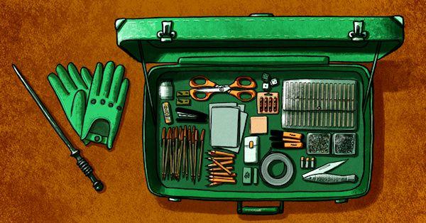 Perfektní školení začíná přípravou (ilustrace Michael Petrus)
