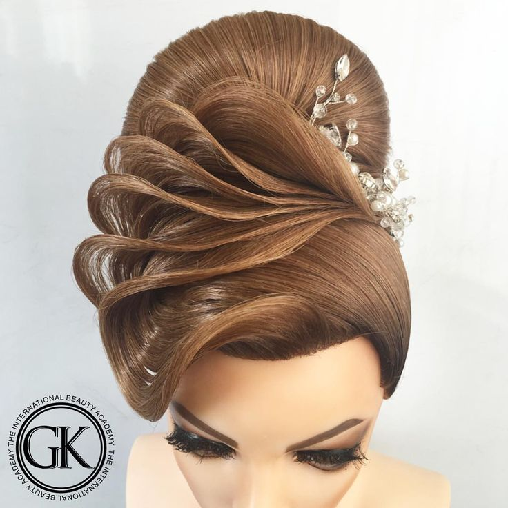 1000 images about coiffure on pinterest updo coiffures and chignons - Coloration Hnn