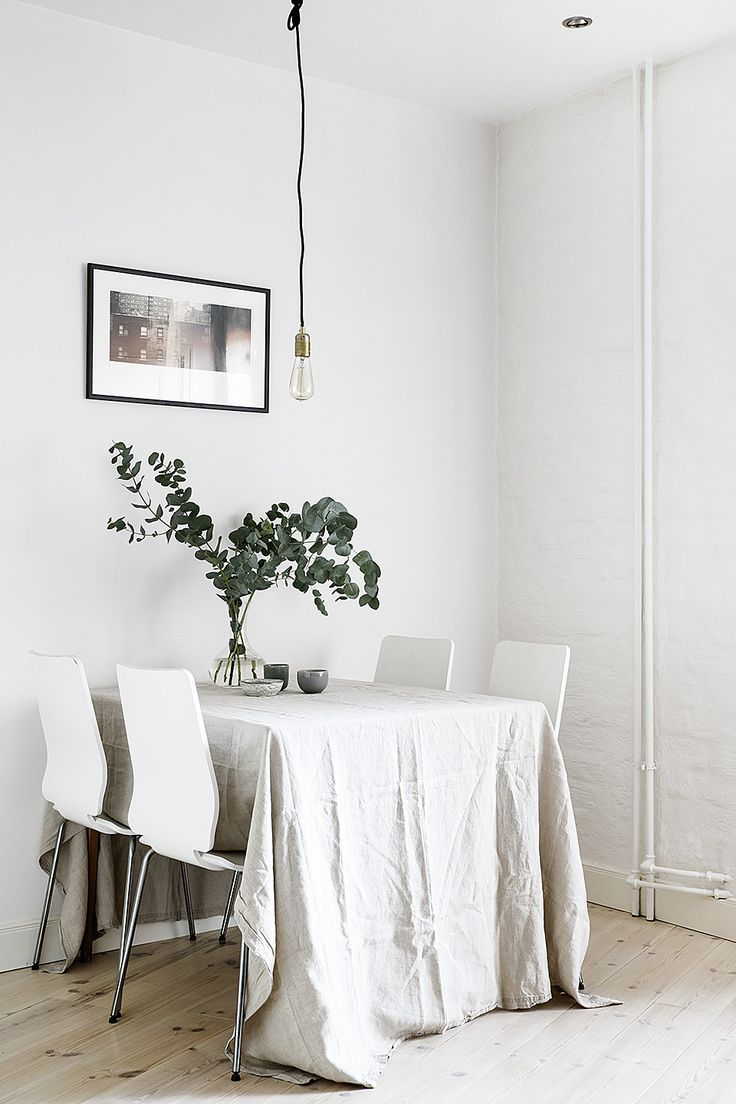 a sweet litle Scandi dining space | by Fantastic Frank | Fantastic Frank