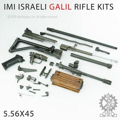 IMI Israeli 5 56x45 Galil Rifle Parts Kit