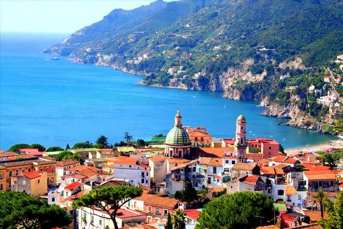 Storia di Vietri sul Mare - Costiera Amalfitana