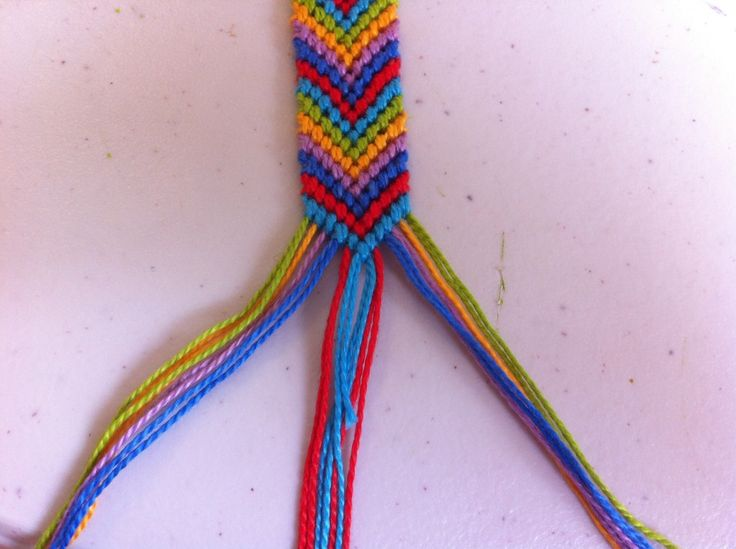 DIY Ultimate friendship bracelet. I might be too old for these, but I want to make it anyway.
