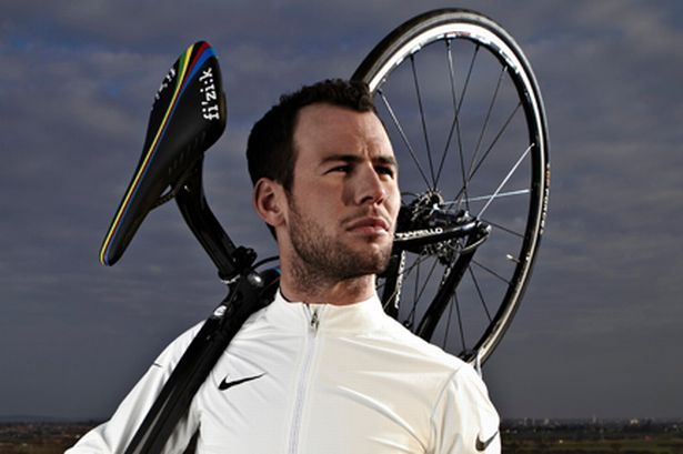 Mark cavendish  | MARK CAVENDISH is desperate to become Team GB's first gold medal ...