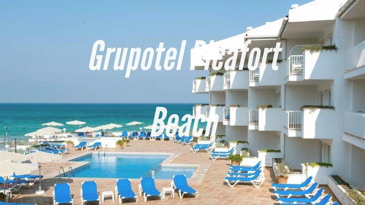 Hotel Grupotel Picafort Beach en Can Picafort, Mallorca, España. Visita ...