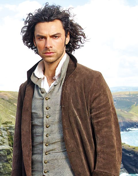 Forget #ThrowbackThursday! Here's all new #AidanTurner as Ross #Poldark pic.twitter.com/Y3XNHeupeA