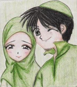 Kisah nyata : cinta Laila dan Abdurrahman.