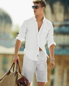 camisas para playa hombre - Buscar con Google