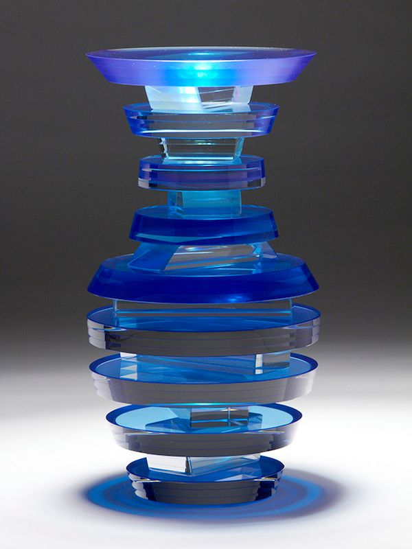 Sidney Hutter Glass and Light