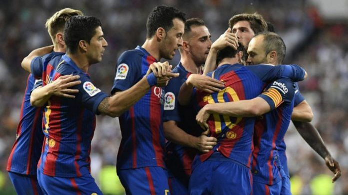 Ver partido Barcelona vs Sevilla en vivo 04 noviembre 2017 - Ver partido Barcelona vs Sevilla en vivo 04 de noviembre del 2017 por la LaLiga Santander. Resultados horarios canales de tv que transmiten en tu país.
