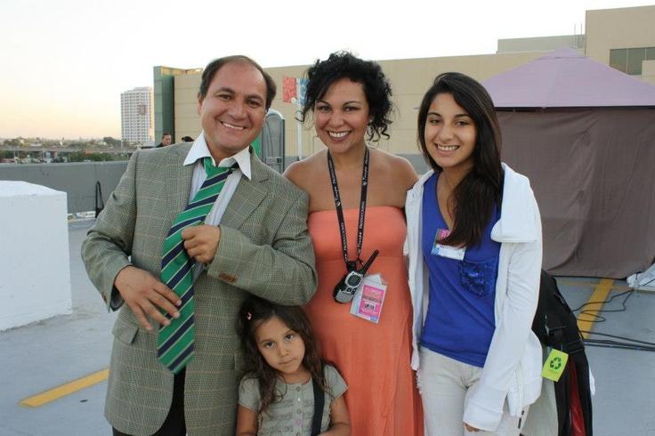 Rodrigo Muñoz, Alejandra Espinosa y Francisca Villalobos. Florida es teatro 2013