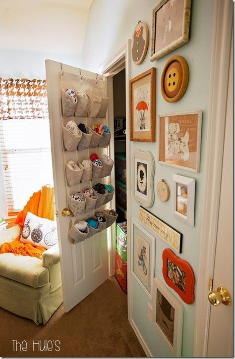 Cloth Diaper Storage and Q