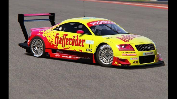 Assetto Corsa - Audi TT-R DTM 2001 at Red Bull Ring